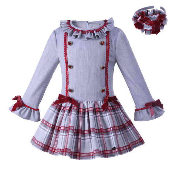Autumn Girl Dress