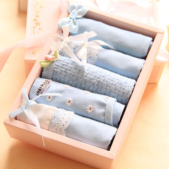 5pc/bag lace cotton candy
