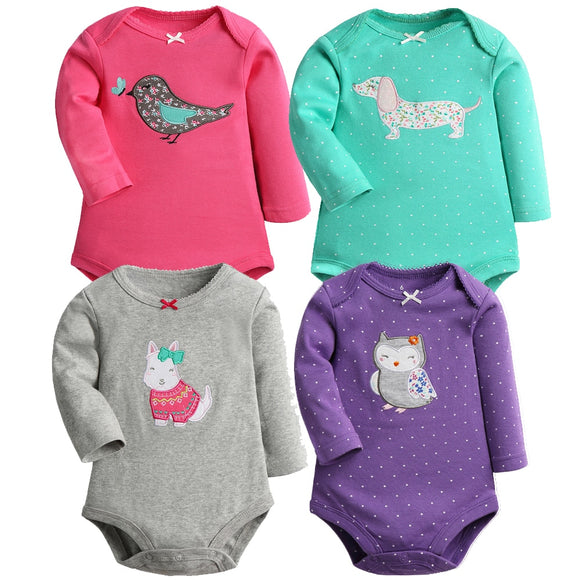 2Pcs/Lot Bodysuits