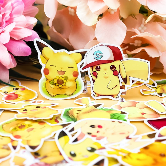 28Pcs Cute Pikachu