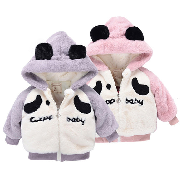 Cartoon Ears Hooded