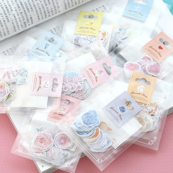 70pcs/ pack Stickers
