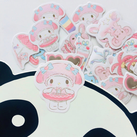 45 Sheets Cute My Melody