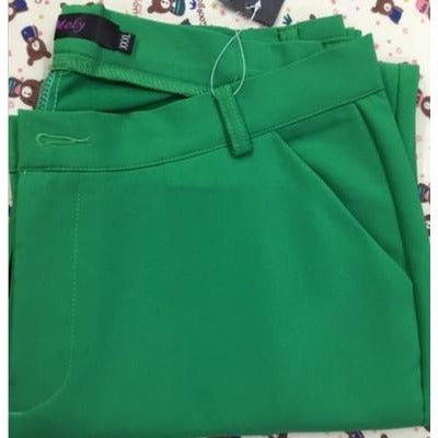 Office Slim Fit Trousers | Various Colours
