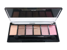 Load image into Gallery viewer, Sivanna Colors Semi Matte Eyeshadow kit (Smokey Naked Natural Pink Brown)