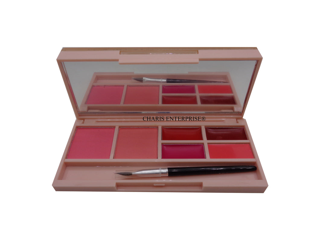 A Sivanna colors 8 Eyeshadow 2 Blusher 4 Lipkit