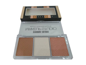 Sivanna colors Highlight Countour Bronzing Kit