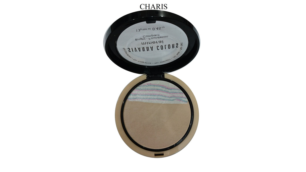 Sivanna Colors Mineral Bright Foundation Compact