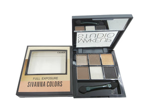 A Sivanna colors  Full Exposure Eye shadow