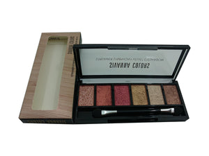 Sivanna Colors  Streamer Symphony Velvet Eyeshadow