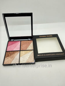 Sivanna Colors 12 Shade Super Highlighter
