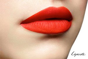 Lipcote Lipstick Sealer The Secret to Long Lasting Lipstick /Makes Lipstick Stay longer/Turns lip gloss to Matte