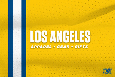Los Angeles Rams Inspired