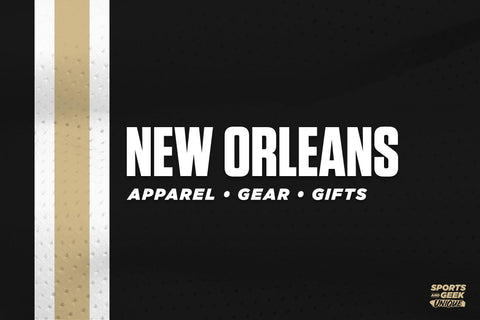 New Orleans Saints Inspired