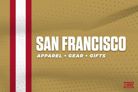 San Francisco 49ers Inspired