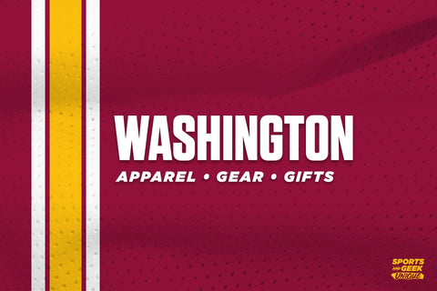 Washington Football Inspired