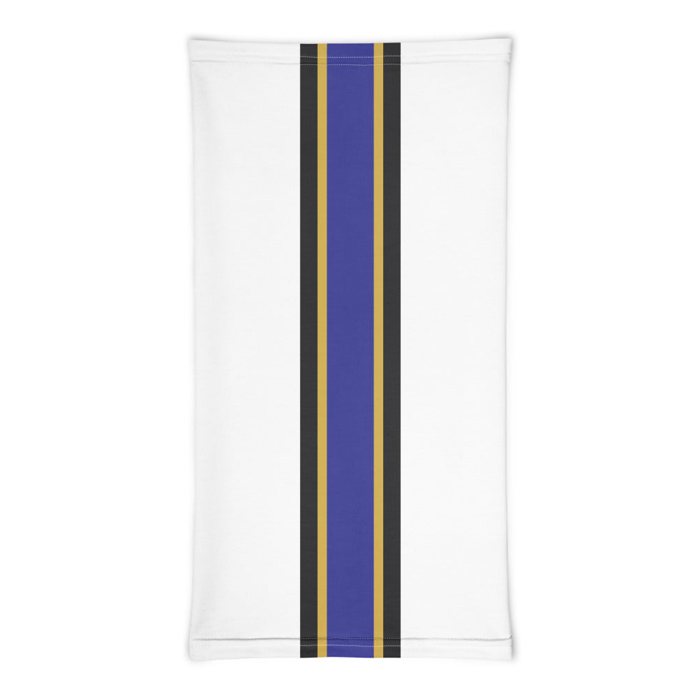Load image into Gallery viewer, Baltimore Ravens Style Neck Gaiter Tube Flat Front
