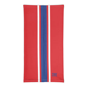 Buffalo Bills Style Neck Gaiter Tube Flat Back