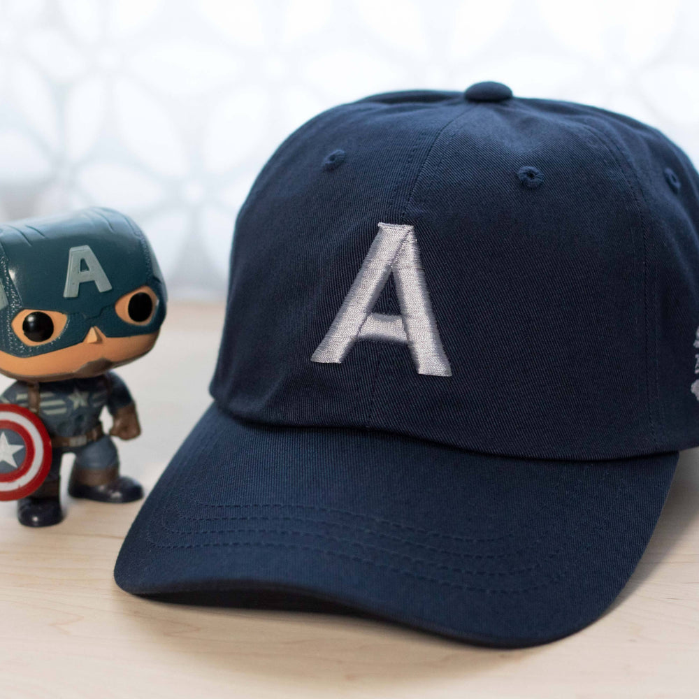 Captain America The Winter Soldier Hat with Captain America Winter Soldier Funko Pop