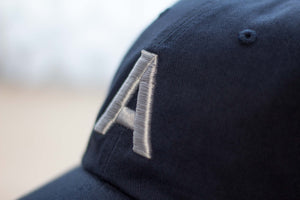 Captain America The Winter Soldier Hat Stealth Embroidery Detail Zoom