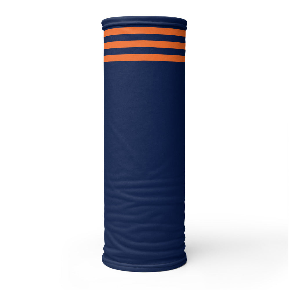 Chicago Bears Style Neck Gaiter Tube