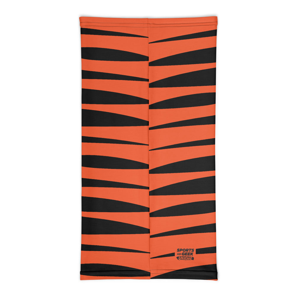 Load image into Gallery viewer, Cincinnati Bengals Style Neck Gaiter Tube Flat Back