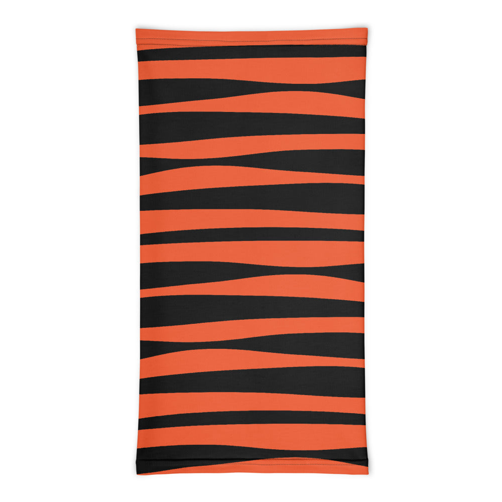 Load image into Gallery viewer, Cincinnati Bengals Style Neck Gaiter Tube Flat Front