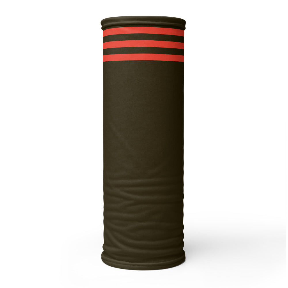 Load image into Gallery viewer, Cleveland Browns Style Neck Gaiter Tube