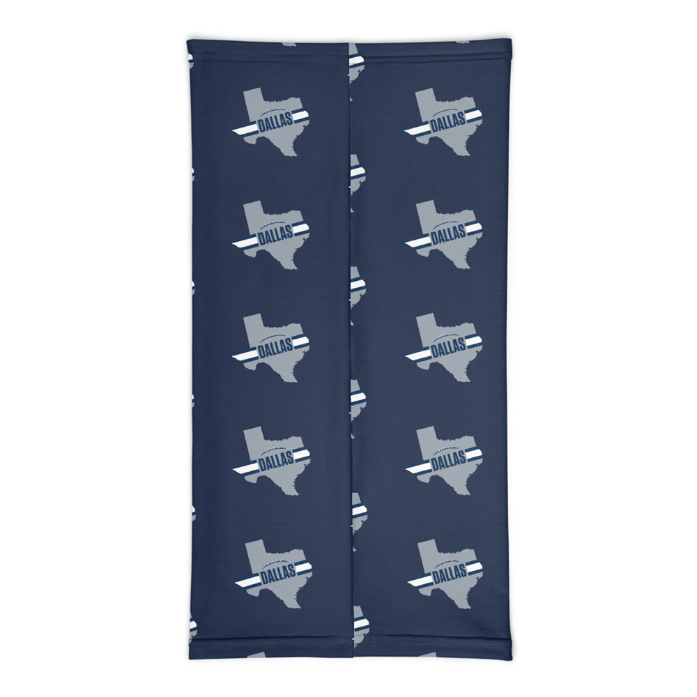 Load image into Gallery viewer, Dallas Cowboys Style Neck Gaiter Tube Flat Back