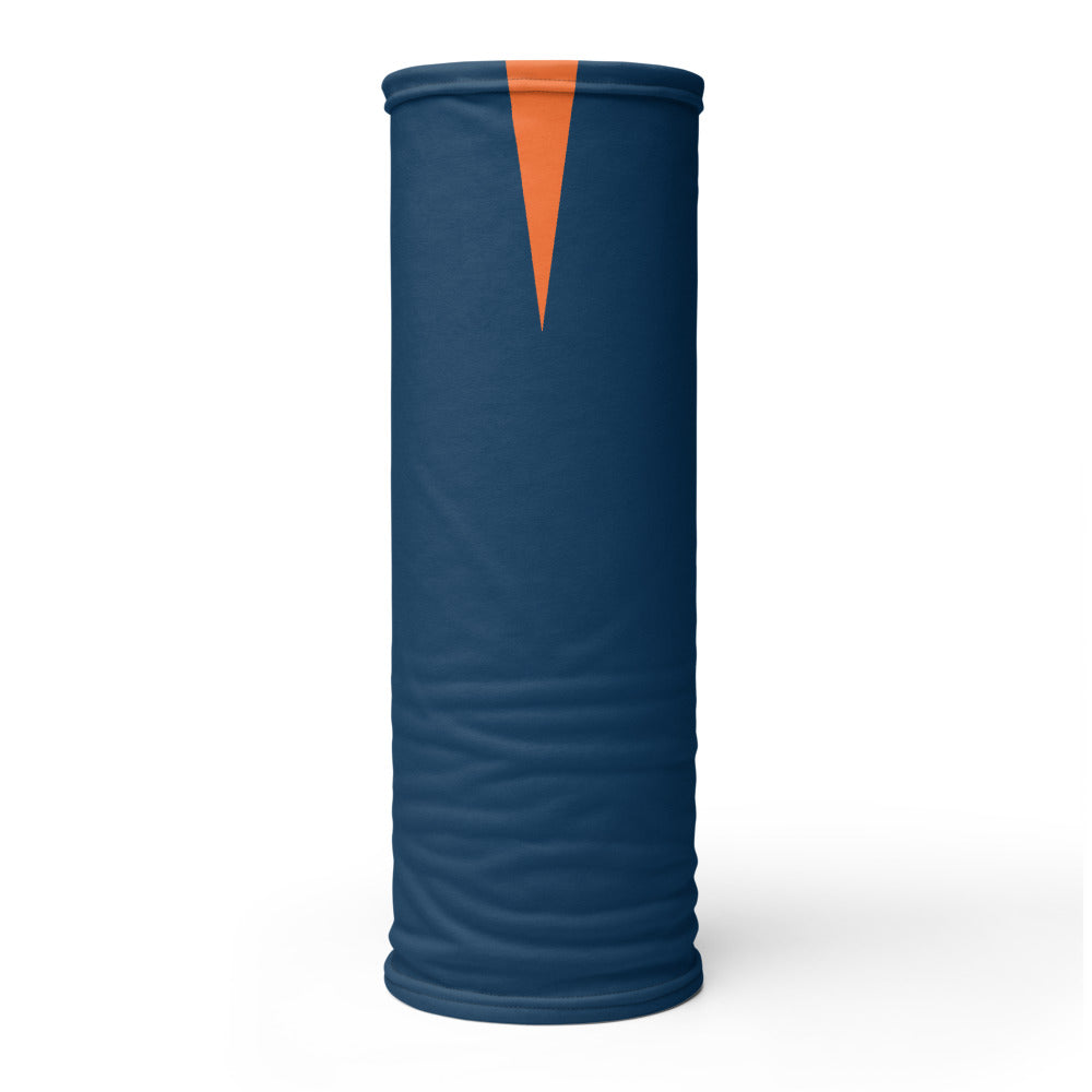 Denver Broncos Style Neck Gaiter Tube