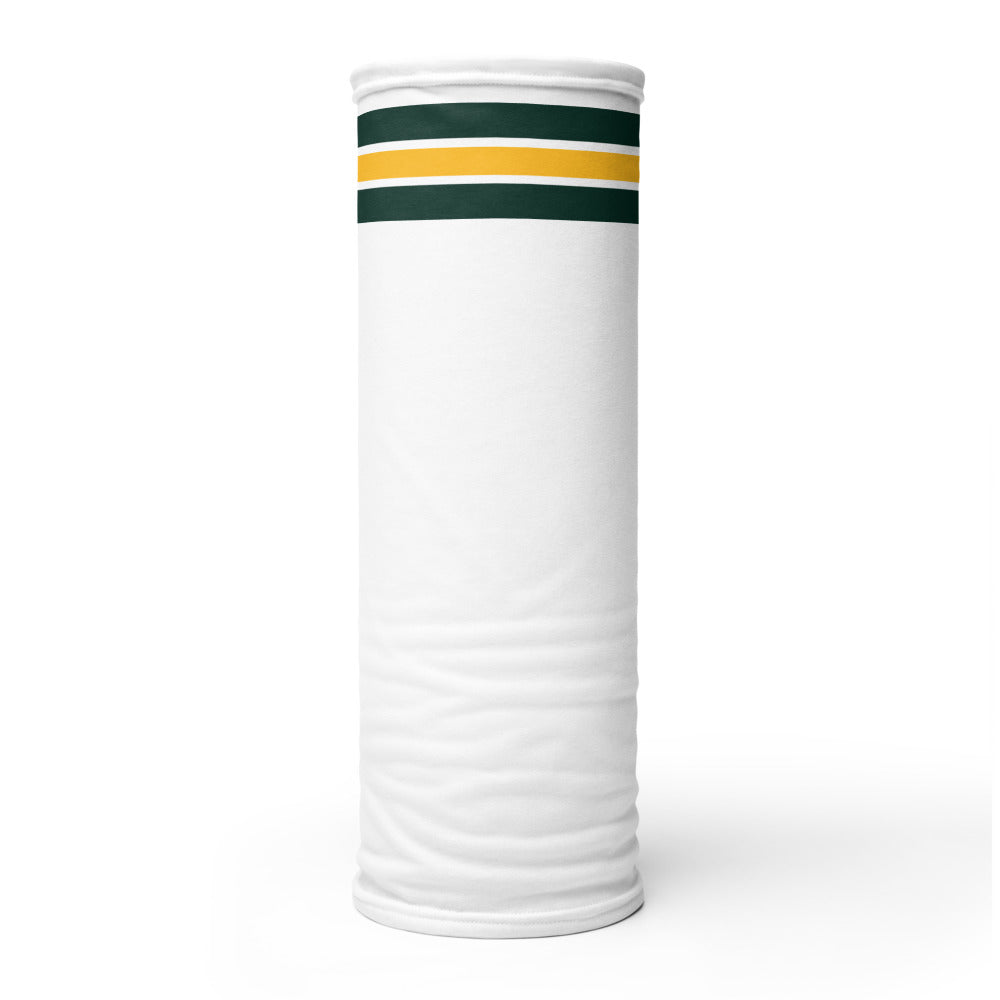 Green Bay Packers Style Neck Gaiter Tube