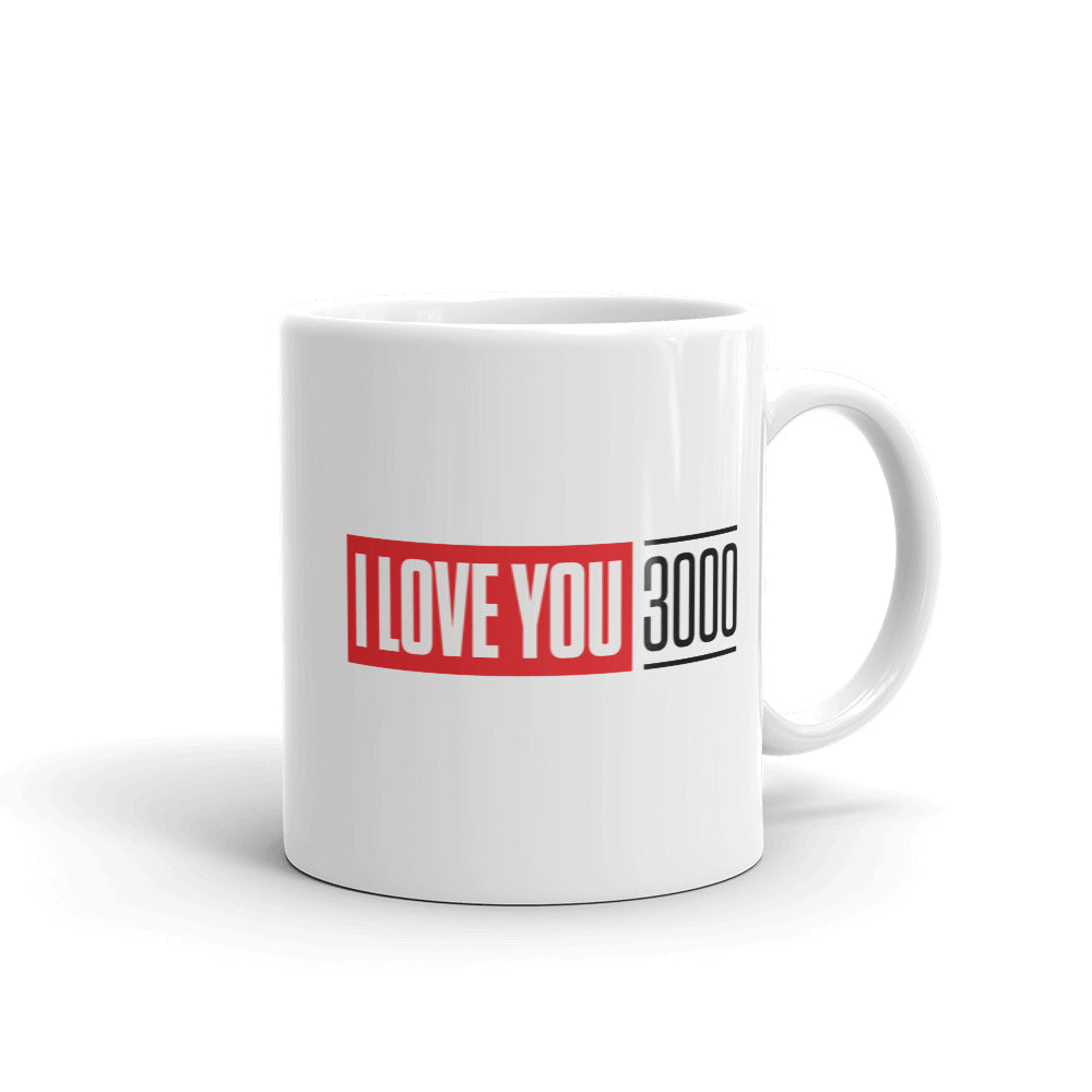 I Love You 3000 Mug 11oz Right
