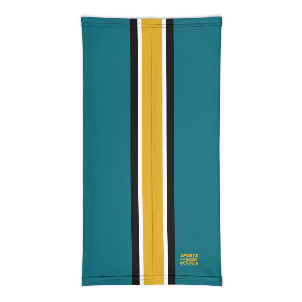 Load image into Gallery viewer, Jacksonville Jaguars Style Neck Gaiter Tube Flat Back