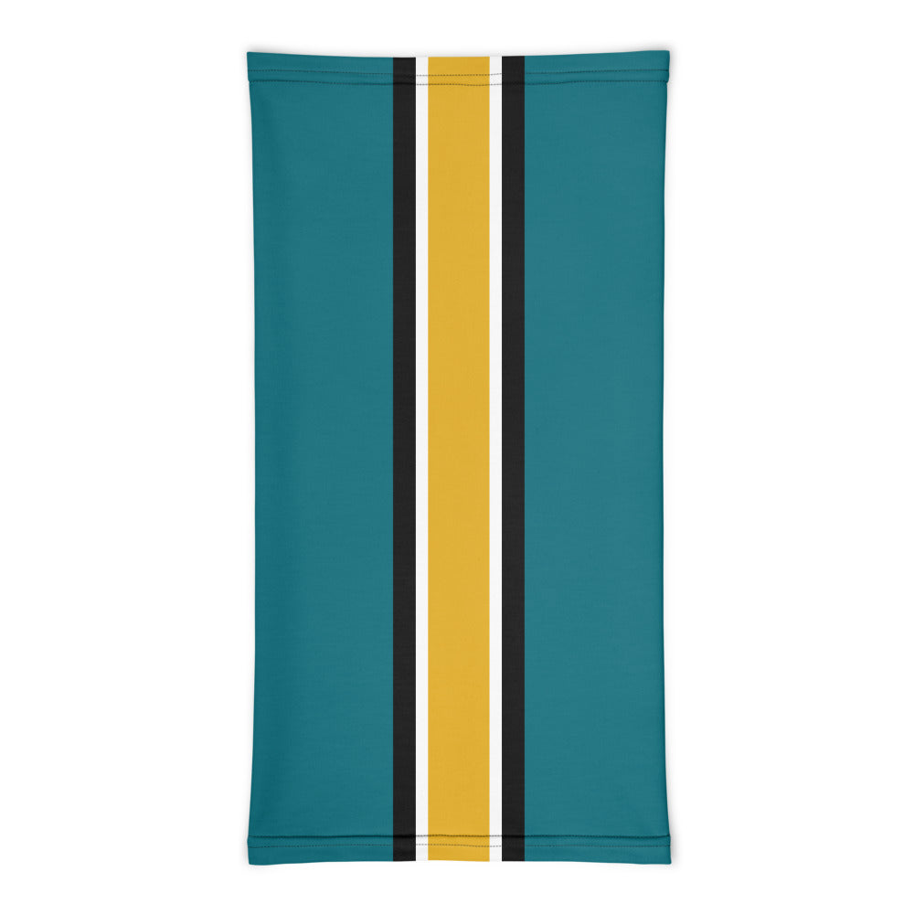 Load image into Gallery viewer, Jacksonville Jaguars Style Neck Gaiter Tube Flat Front