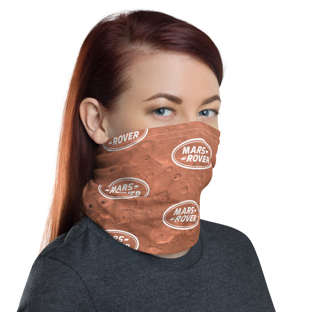 Mars Rover Neck Gaiter (Mars Surface)