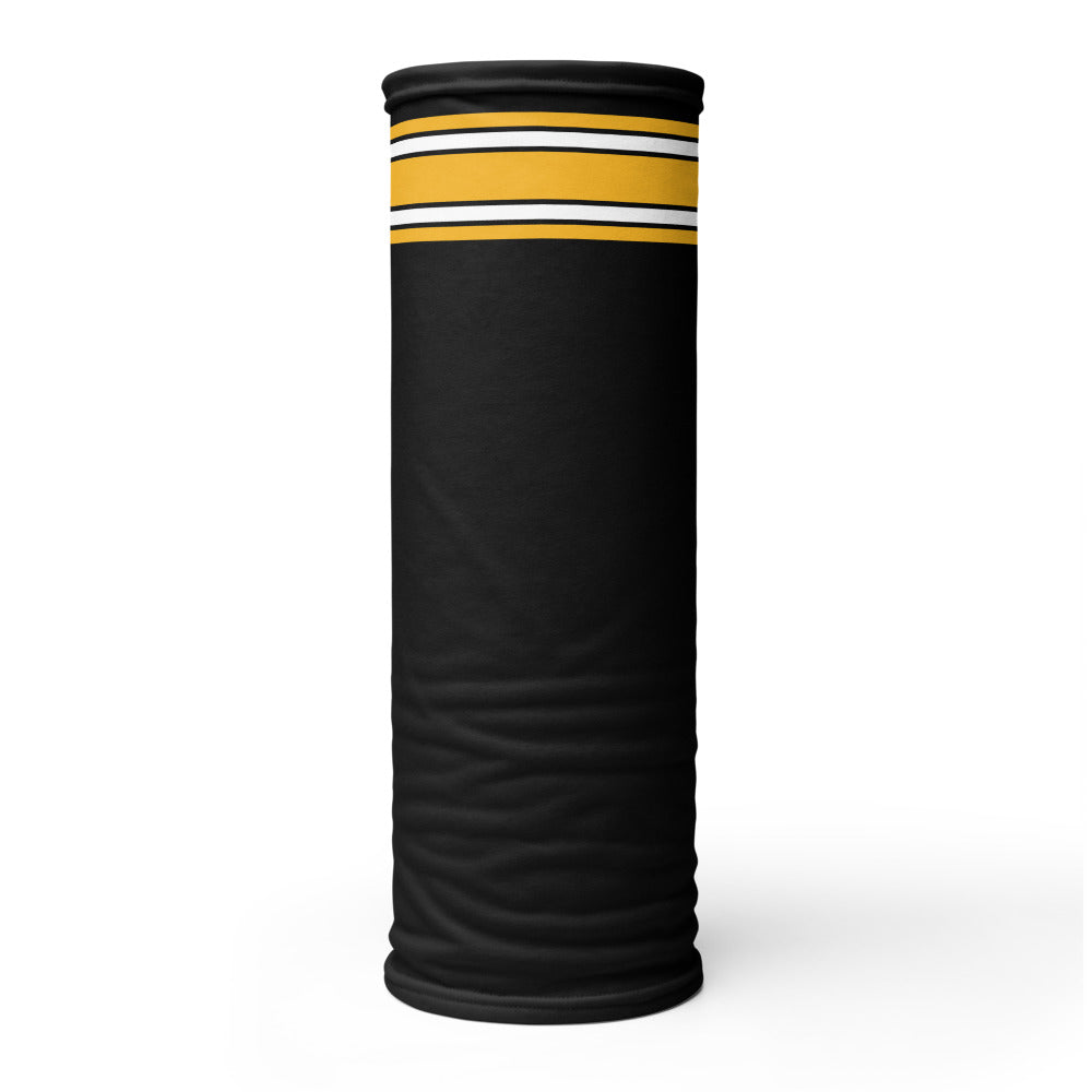 Pittsburgh Steelers Style Neck Gaiter Tube