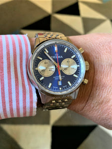 Continental automatic chronograph