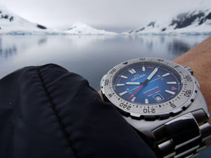 Oceanmaster ANTARCTICA Automatic Limited Edition