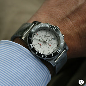 Newcastle quartz chronograph