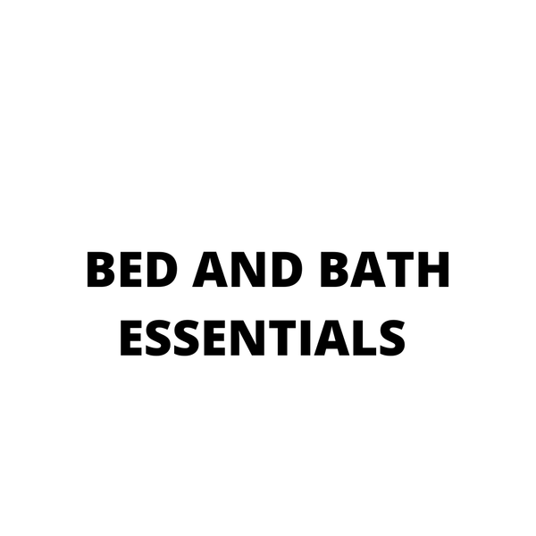 Members Only Bed and Bath Essentials