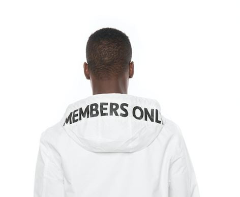 NEW MUST HAVE MEMBERS ONLY JACKET