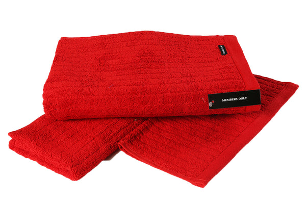 Members Only Towel Set