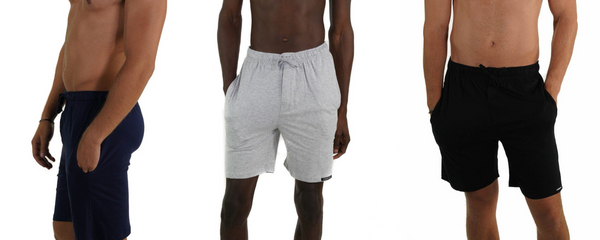 members only jersey sleep shorts