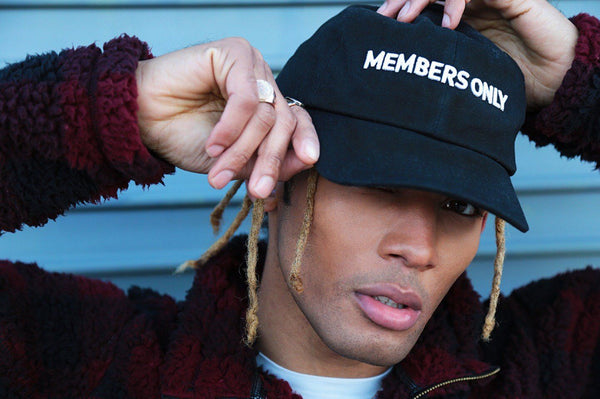 MEMBERS ONLY HAT