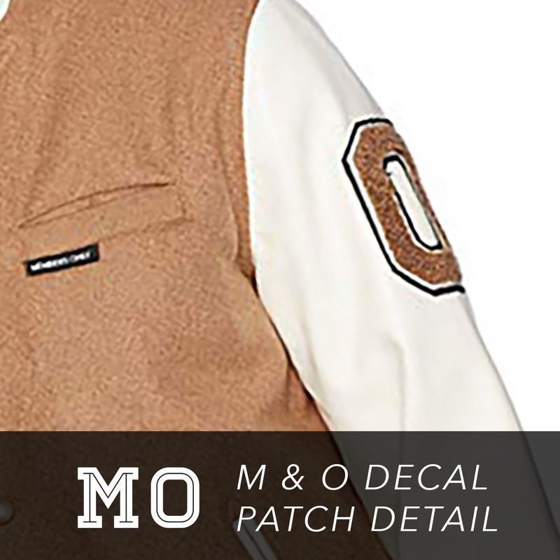 Clearance - Men's MO Varsity Jacket