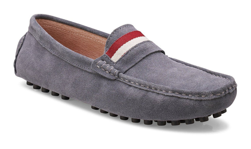 Men's Suede Leather Driving Shoes