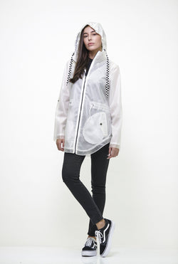 Clearance -Women's Translucent Long Jacket