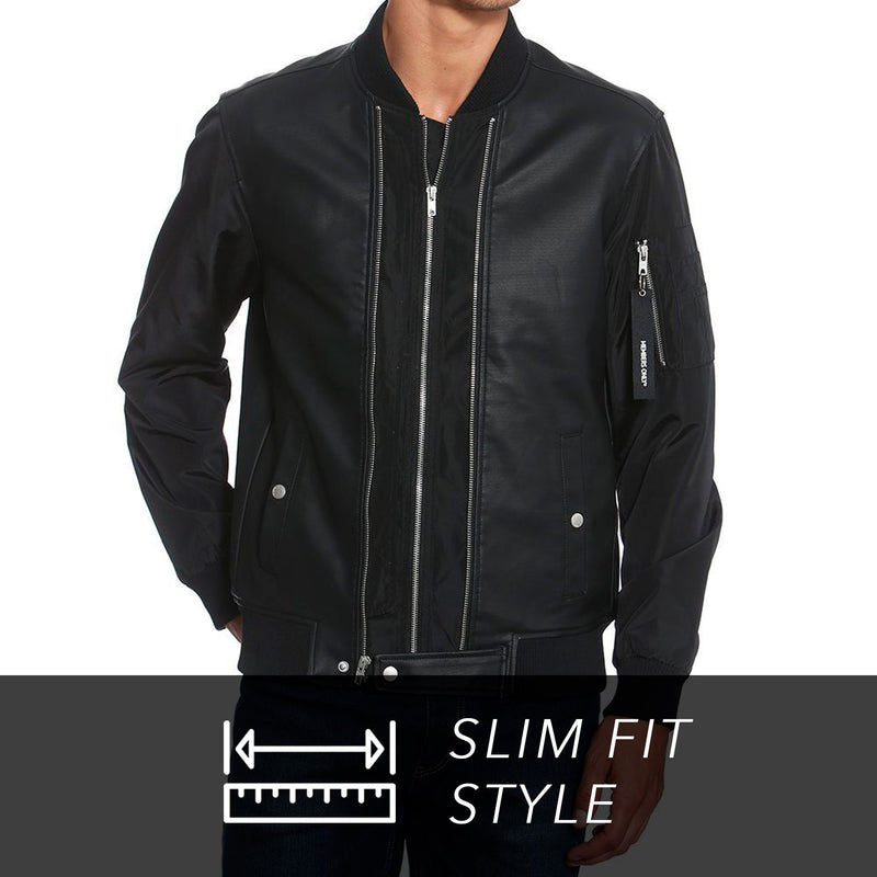 Clearance - Men's Downtown Bomber Jacket