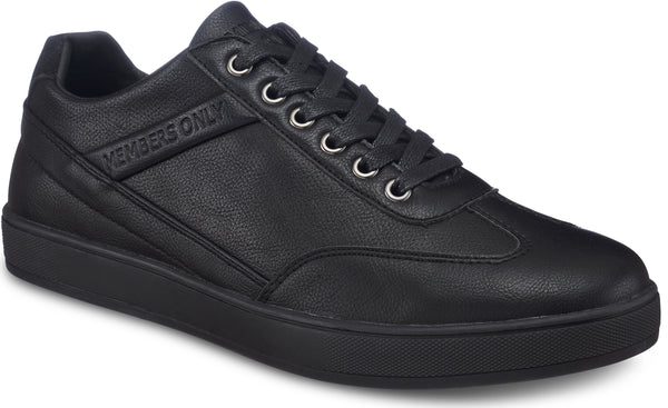 Members Only Men's Retro Low Top Court Sneakers