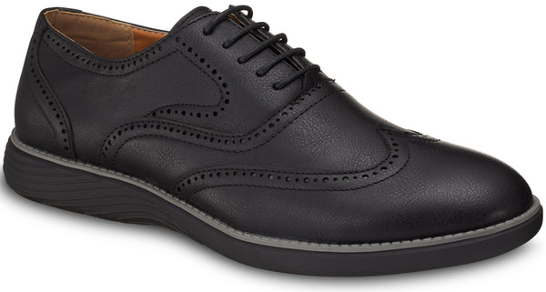 Members Only Men's Grand Oxford Wingtip Shoes